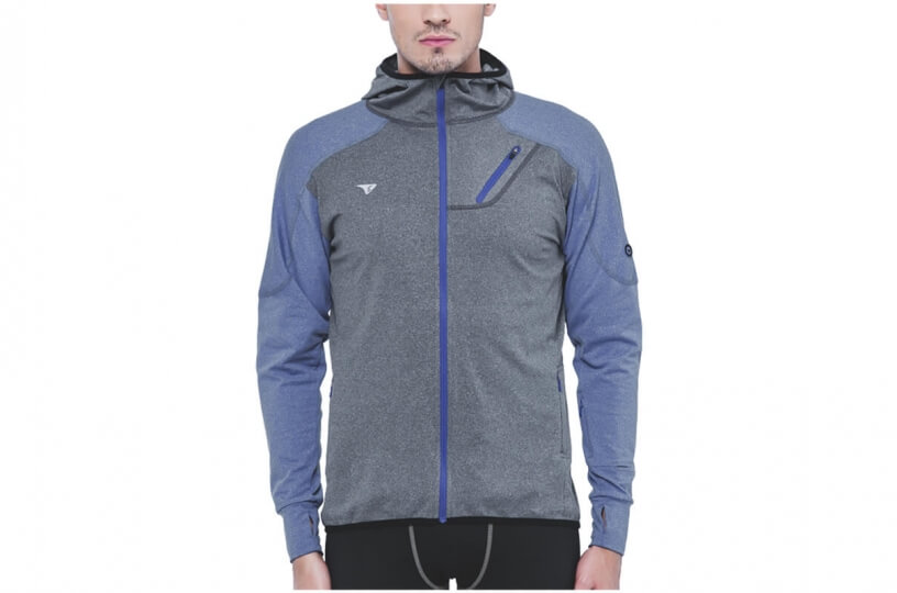 RUNNING SWEAT JACKET
