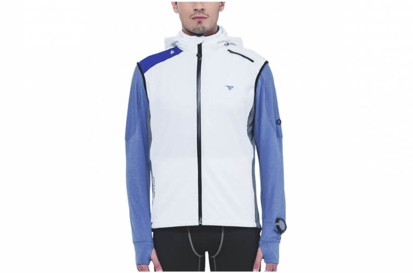 URBAN SOFTSHELL RUNNING JACKET