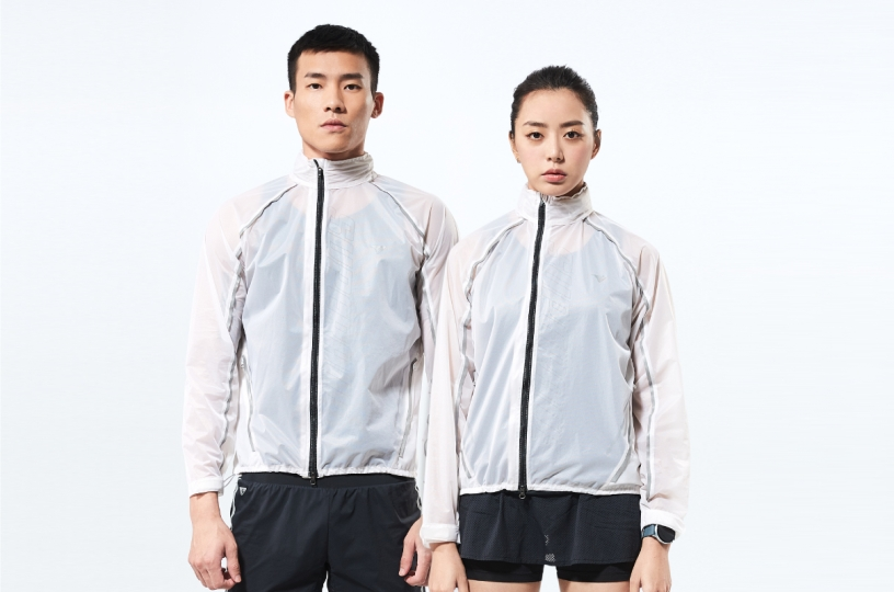 ZERO-GRAVITY HI-REFLECTION WINDBREAKER / UNISEX