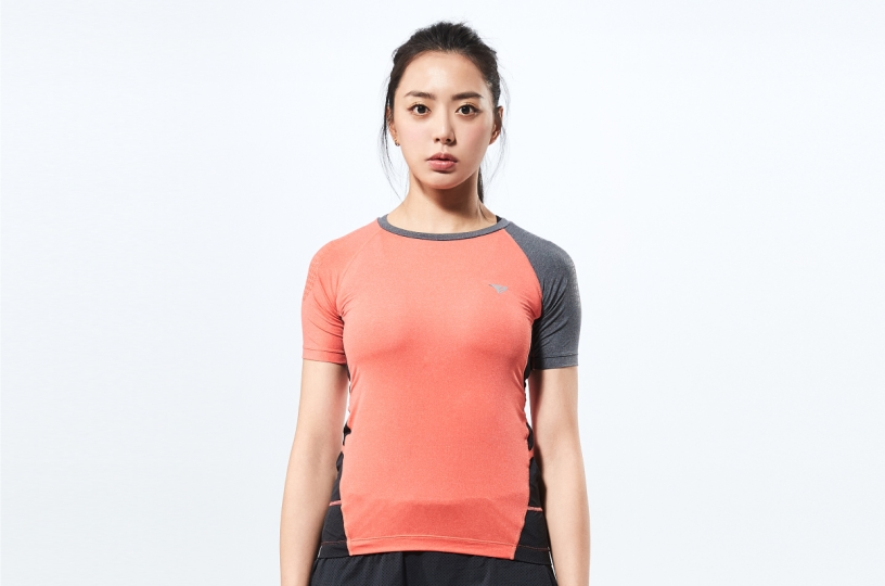 ZERO° TRAIL RUNNING TEE / WOMEN