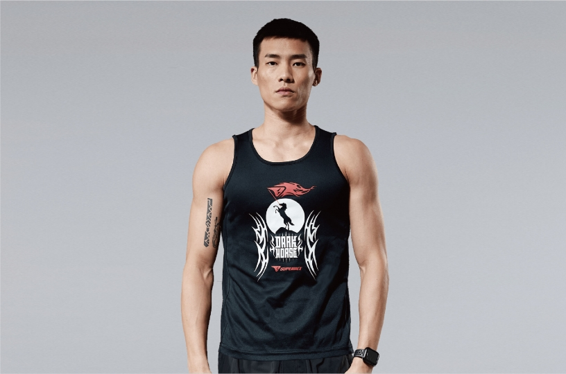 SUPERACE DH Running TANK TOP / UNISEX