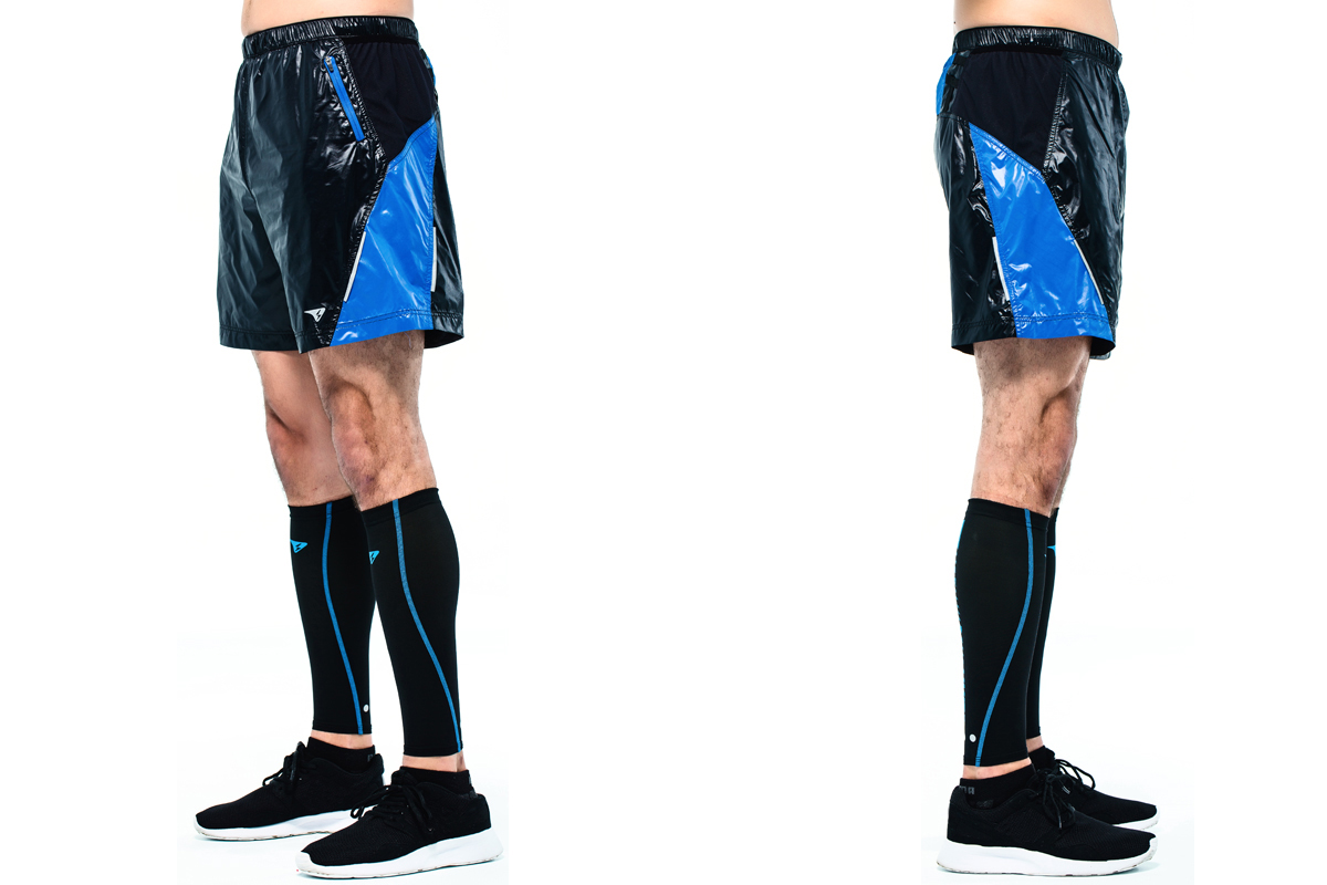 SR-TRAIL 2-in-1 RUNNING SHORT