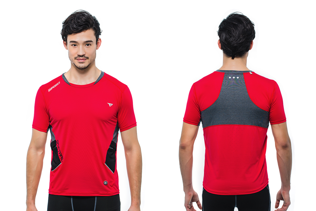 SR-TRAIL RUNNING TEE FOR MAN