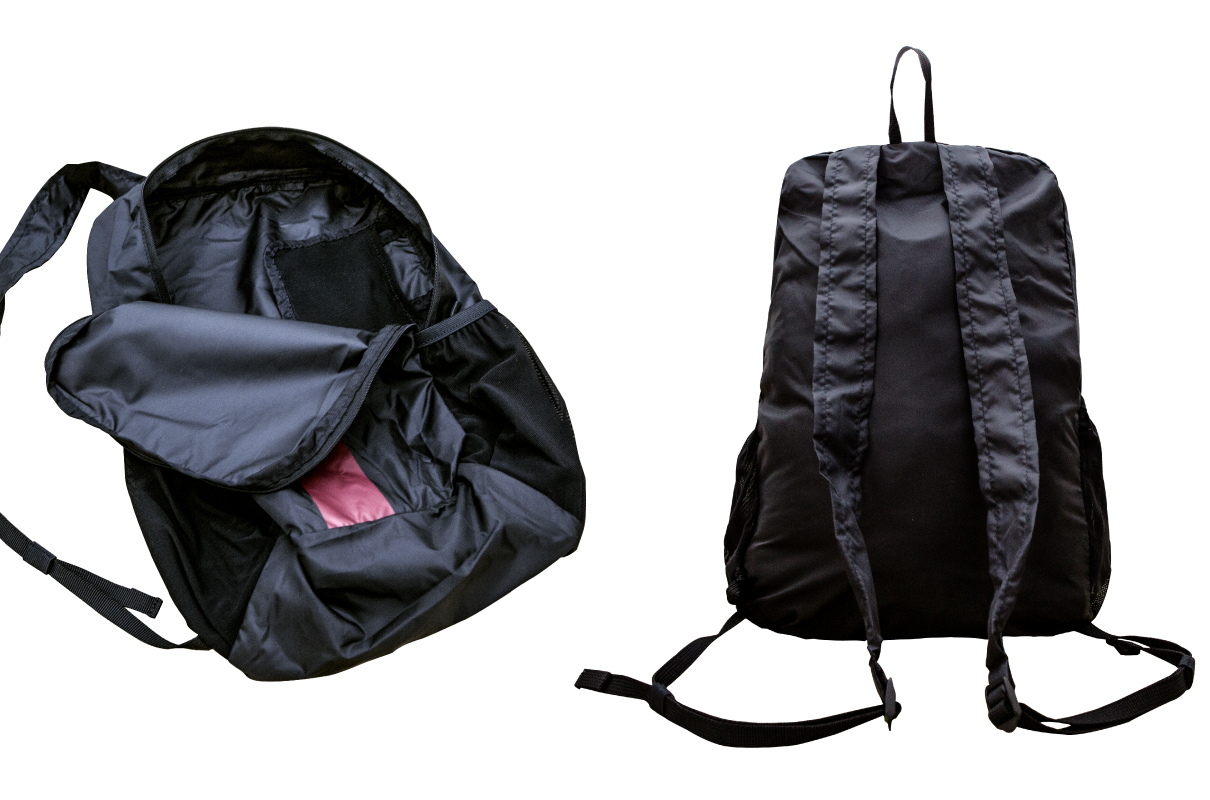 14L Light-weight Pocket Backpack