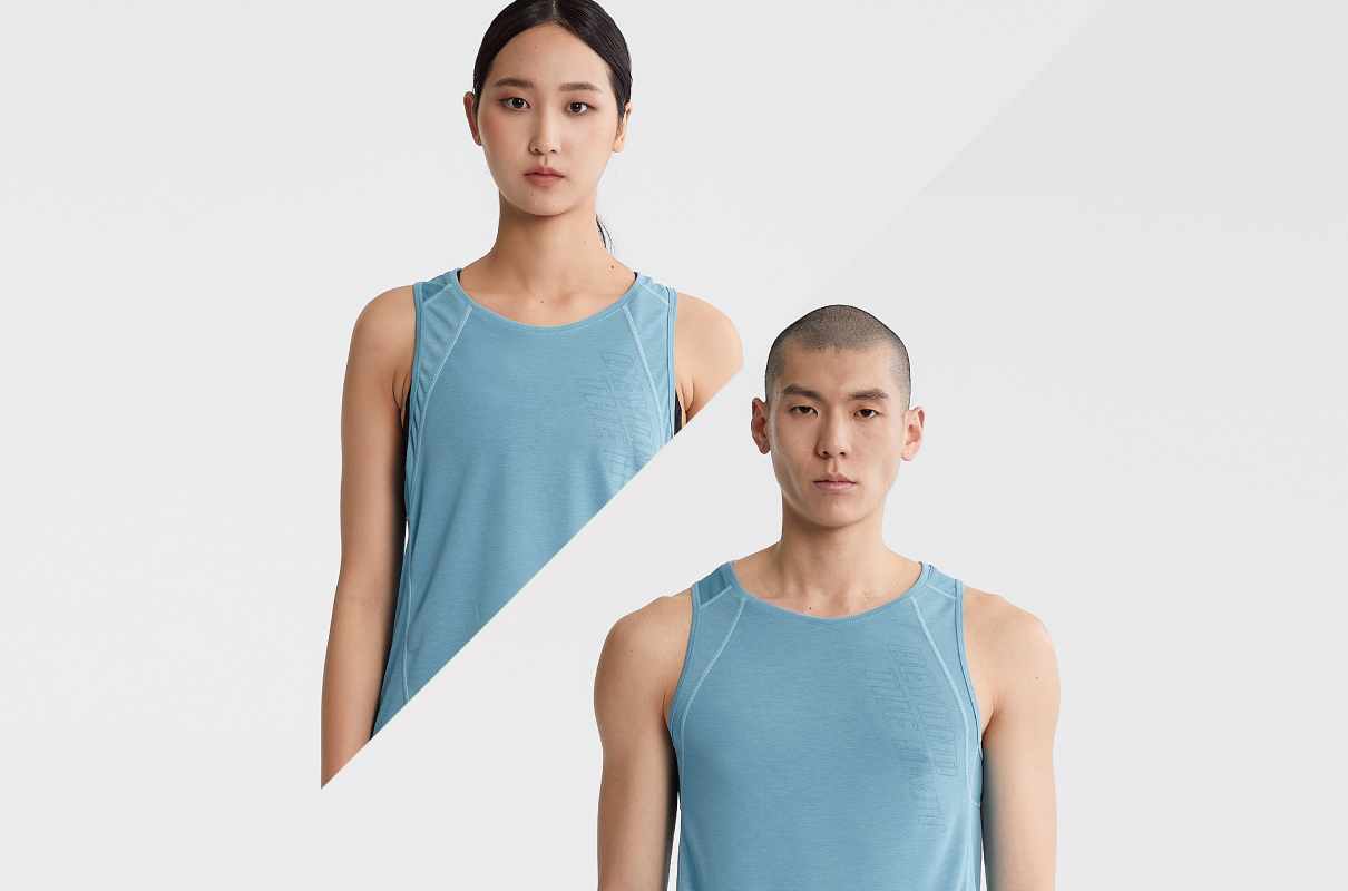 TRAINING TENCEL TANK