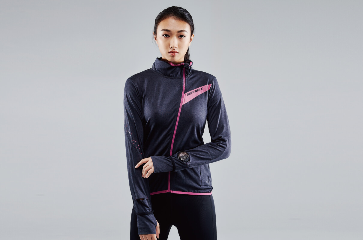 RUNNING SWEAT JKT 3.0 WOMEN