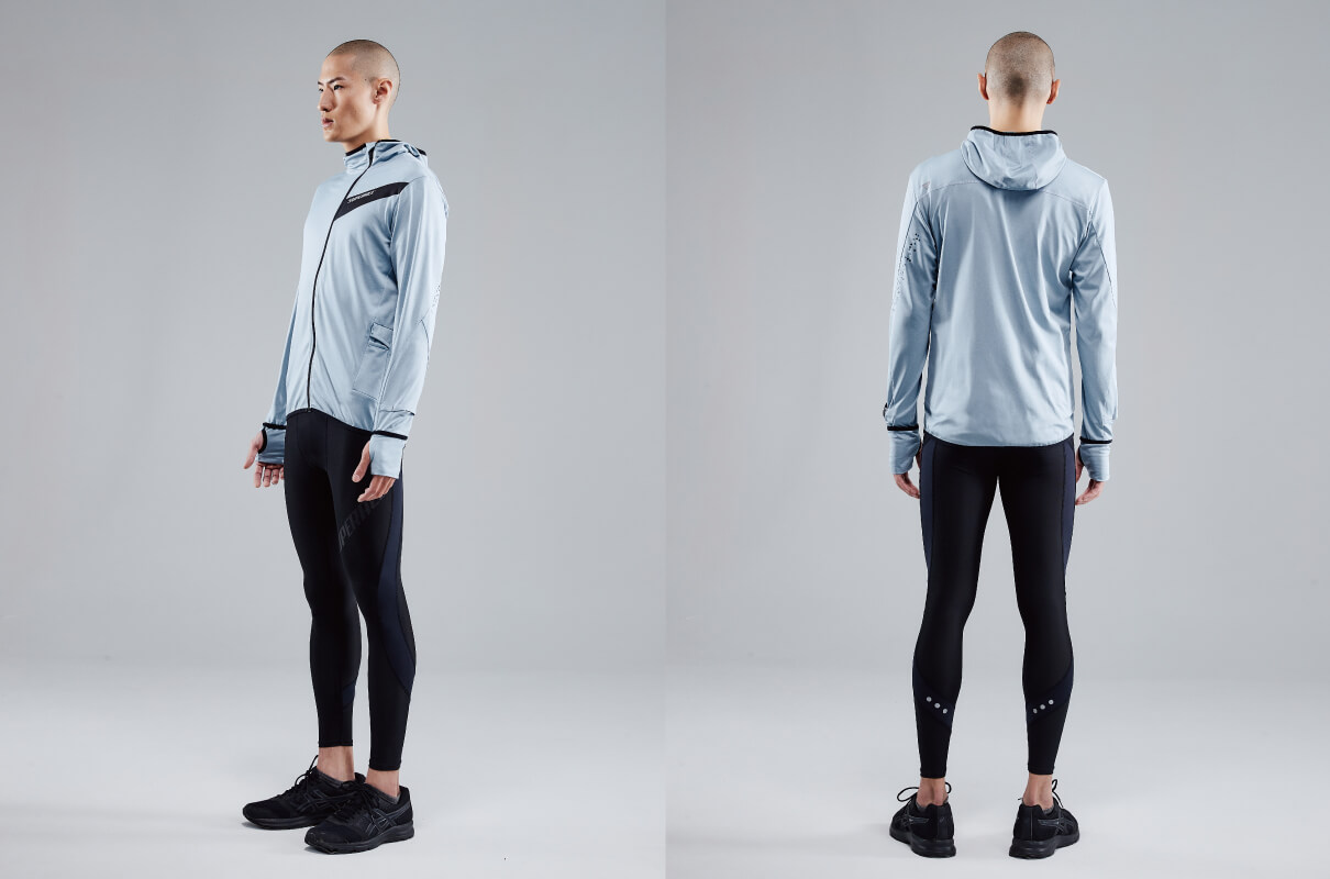 RUNNING SWEAT JKT 3.0 MEN
