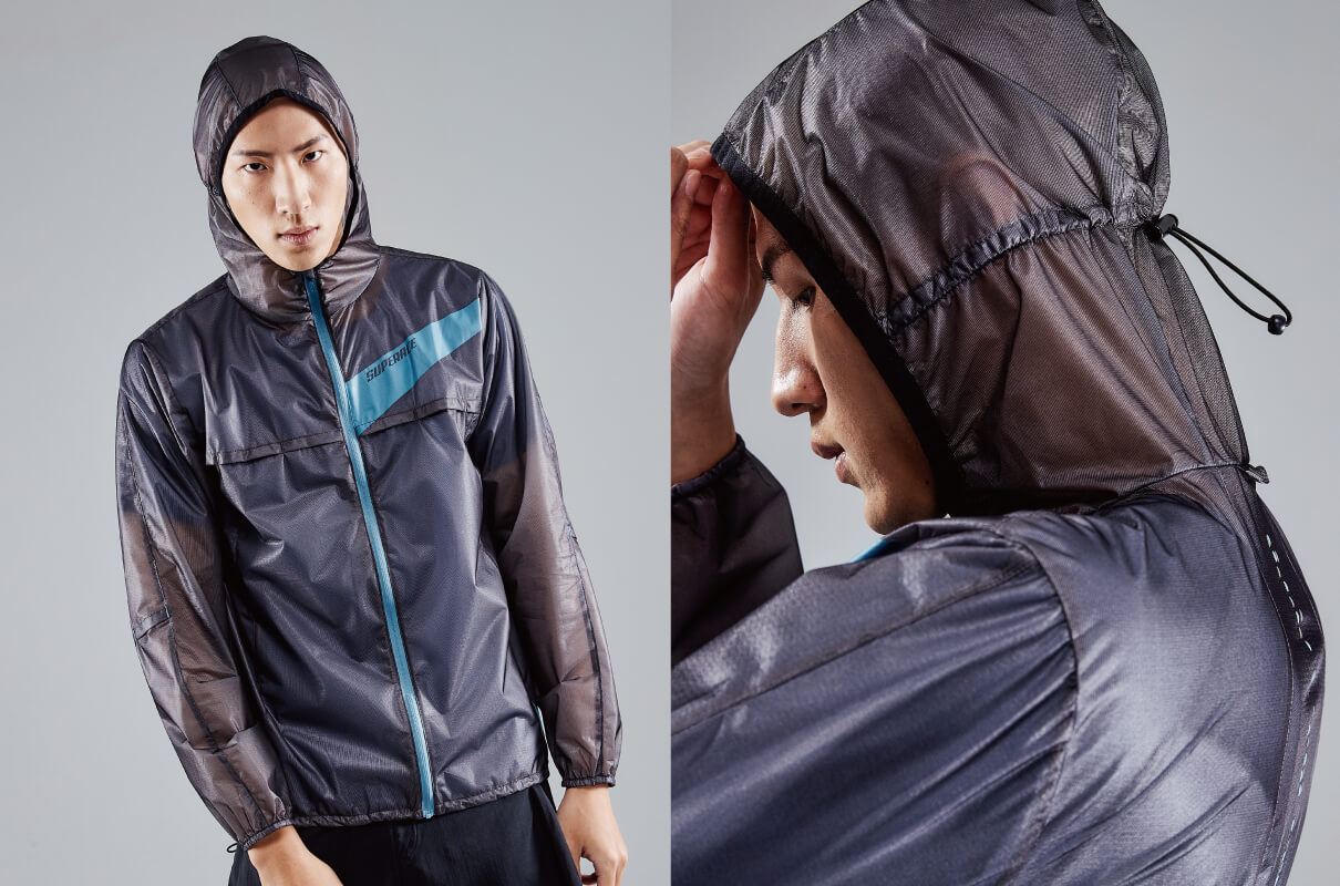 WATERPROOF WINDBREAKER JKT 2.0   MEN