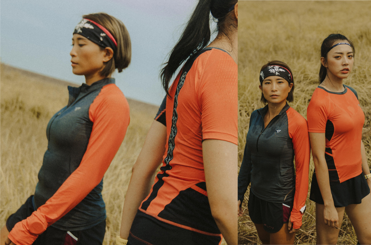 ZERO° TRAIL RUNNING L.S. TEE / WOMEN