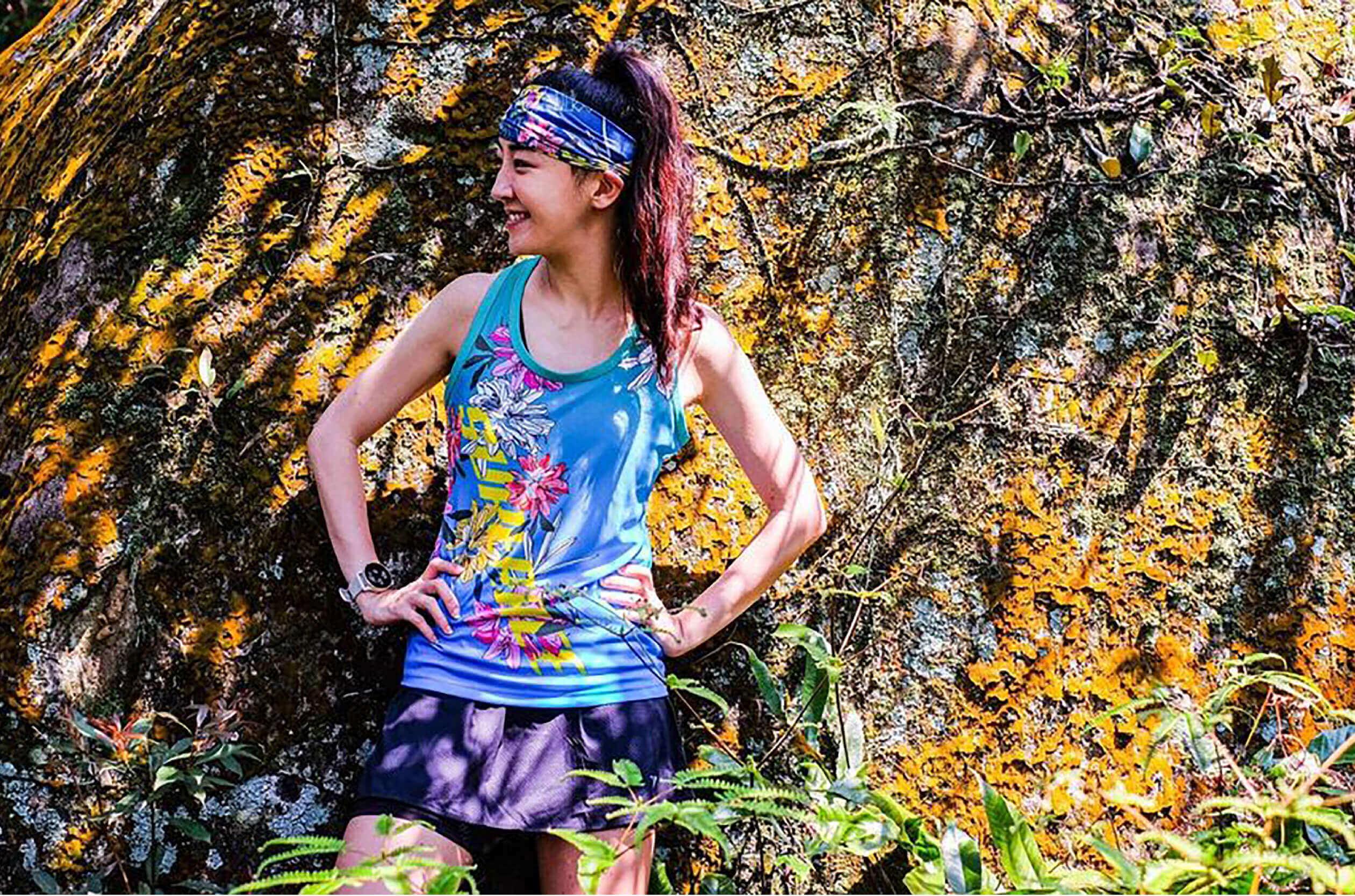 SA-Trail CARNIVAL TANK TOP / WOMEN